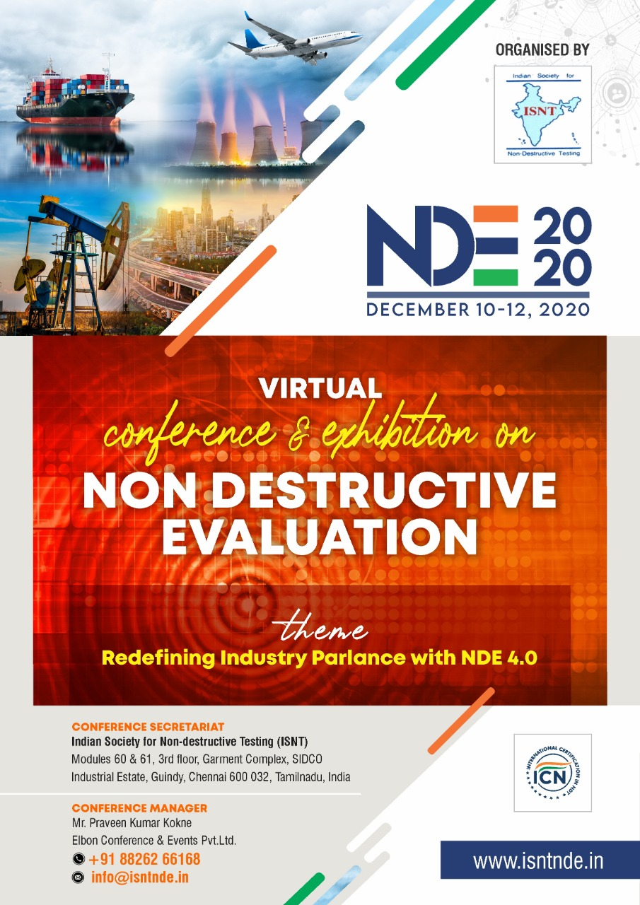 NDE2020 Flyer